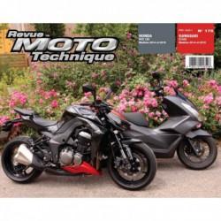 RMT Honda PCX125. Kawasaki Z1000 (2014-15)