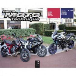 RMT Honda CB650FA, CBR650FA. Yamaha MT-09 Tracer