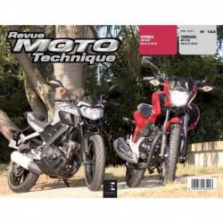 RMT Honda CB125F. Yamaha MT-125
