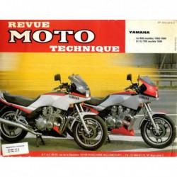 RMT Yamaha XJ900 et XJ750
