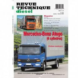 RTD Mercedes Atego 4 cylindres