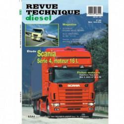 RTD Scania série 4, 16L