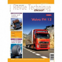 RTD Volvo FH12