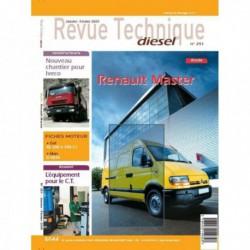RTD Renault Master II