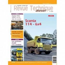 RTD Scania 114 6x4