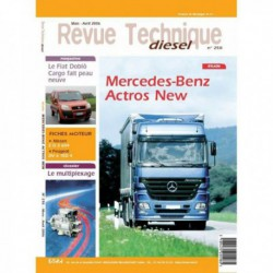 RTD Mercedes Actros New
