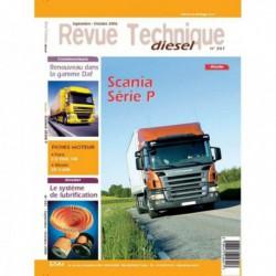 RTD Scania série P