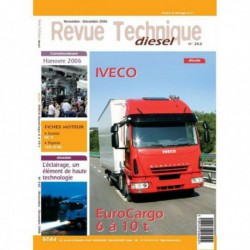 RTD Iveco EuroCargo 6t à 10t