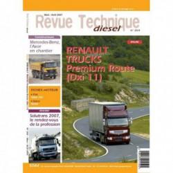 RTD Renault Premium Route Dxi 11
