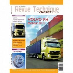 RTD Volvo FH moteur D13