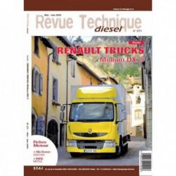 RTD Renault Midlum DXi 5