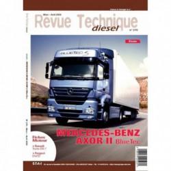 RTD Mercedes Axor II BlueTec