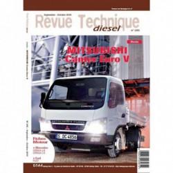 RTD Mitsubishi Canter, Euro 5