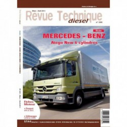 RTD Mercedes Atego New, 6 cylindres