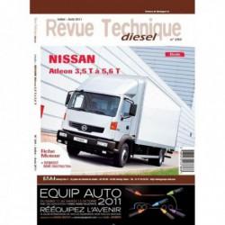 RTD Nissan Atleon 3.5t à 5.6t