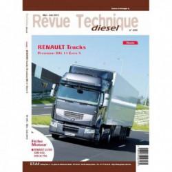 RTD Renault Premium DXi 11, Euro 5
