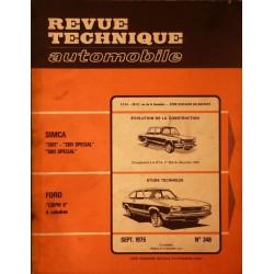 RTA Ford Capri II 1.3L