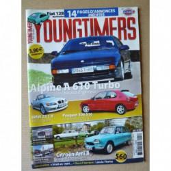 Youngtimers n°22, Peugeot 306 S16, BMW Z3, Alpine A610 Turbo, Fiat 128 Berlinetta, Citroën Ami 8