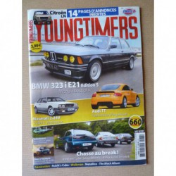 Youngtimers n°36, Audi TT 8N, BMW 323i E21, Maserati 2.24V, Citroën LN