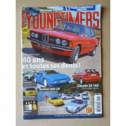 Youngtimers n°57, BMW E21 320/6 coupé, Citroën ZX 16V, Venturi 260 LM, Rover Montego 2.0 GTI, Alfa Romeo GTV Spider 916