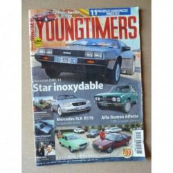 Youngtimers n°59, Alfa Romeo Alfetta, Mercedes SLK 230 Kompressor R170, DeLorean DMC-12, Citroën Xantia Activa