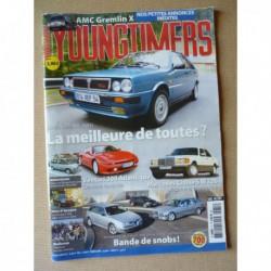 Youngtimers n°71, Mercedes w126 280SE, Lancia Delta HF 4WD, Venturi 300 Atlantique, AMC Gremlin X