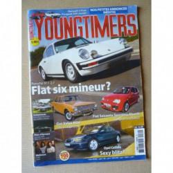 Youngtimers n°72, Opel Calibra, Fiat Seicento Sporting Abarth, Porsche 911 2.7, Gaz Volga M24