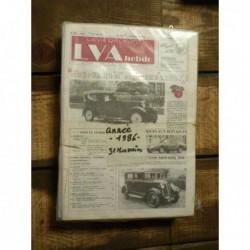LVA La Vie de l'Auto 1986, 31 numéros