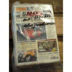 LVA La Vie de l'Auto 1997, année complète, 47 numéros