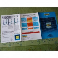 Técalémit Zippo, pont élévateur 2 colonnes, catalogue brochure dépliant