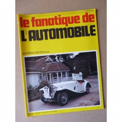 Le Fanatique n°115, Renault 8 Gordini, AC Competition 16/90, DB4 Aston Martin, Delahaye, Laubfrosch 4/12 PS