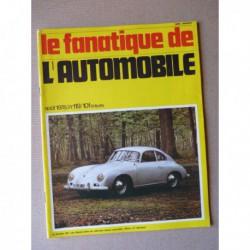 Le Fanatique n°119, Porsche 356, De Biase Special, Volvo, Alexandres Darracq, Bellanger, TASO Mathieson