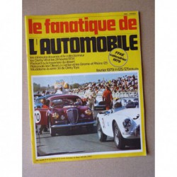 Le Fanatique n°125, Lancia Aurelia, Aviation Michel 6cv, Packard, Derby, Hudson, Gnôme & Rhône