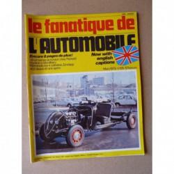 Le Fanatique n°126, Lancia Aurelia, Peugeot 402 Diesel, Packard, Derby, Hudson, Zündapp 800cc