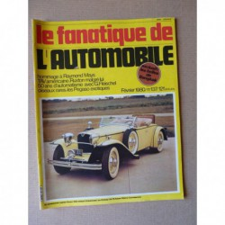 Le Fanatique n°137, Simca Aronde, Pegaso, ALAAC Nancy, Raymond Mays, Gaston Fleischel, Sunbeam 90