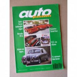 Auto Passion n°3, Ferrari 365 Daytona, Jaguar Type E, Lamborghini Miura S, Ferrari 412, Mercedes 190SL, Abarth SE 011
