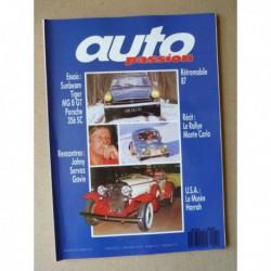Auto Passion n°5, Sunbeam Tiger 260, MG MGB GT, Porsche 356 SC, Servoz Gavin, Protos Matra