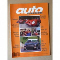 Auto Passion n°9, Aston Martin DB2/4 MK3, Martini MW1, Porsche 917/30, Jean-Pierre Beltoise