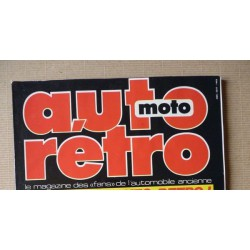 Auto Rétro n°7, Austin Morris Mini Cooper S, Bugatti 57, Jaguar MKII, Mercedes 500SLC, Studebaker, Norton Commando MKIII