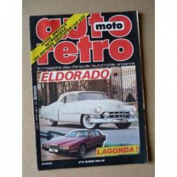 Auto Rétro n°18, Alpine A310 1600, Aston Martin DB2/4, Lagonda, Cadillac Eldorado