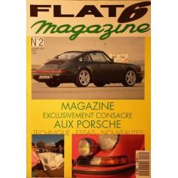 Flat 6 Magazine n°2