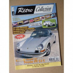 Rétro Collection n°58, Porsche 911 2.4S, Panther Kallista 1989