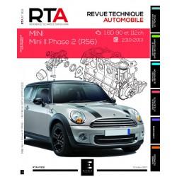 RTA Mini II phase 2 (R56), 1.6D 90ch et 112ch