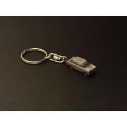 Porte-clés Ford Anglia 105E, en étain