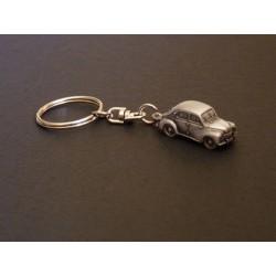 Porte-clés Renault 4cv, en étain 1/112e