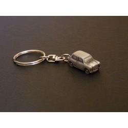Porte-clés Austin, Morris Mini et Cooper, en étain 1/112e