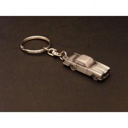 Porte-clés Facel Vega Facel II, en étain 1/112e