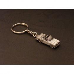 Porte-clés Facel Vega Facel III et Facellia, en étain 1/112e