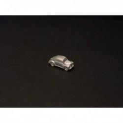 Miniature à peindre Renault 4cv, N 1:160