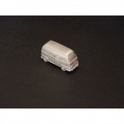 Miniature à peindre Renault Estafette surélevée, N 1:160